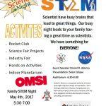 Stem Night May 4!