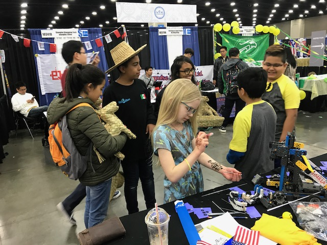 Butte Creek Robotics Team Goes to Worlds! Updated with more