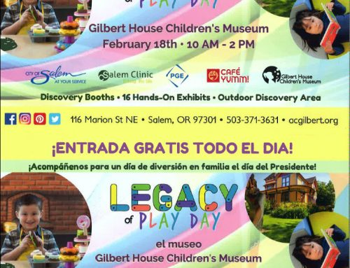 Free Admission to Gilbert House Feb. 18 (Ingles y Espanol)