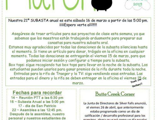 Little Bits 3-14-19 en Espanol