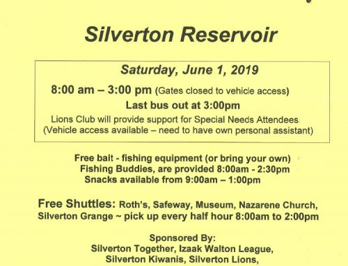 Free Fish Day this Saturday June 1!