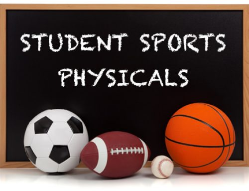 Sports Physicals August 29