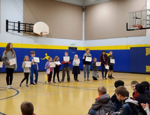 January Assembly photos
