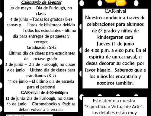Little Bits en Espanol 5-28-20