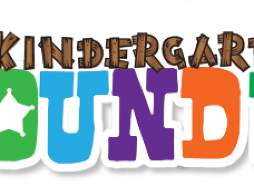 Kindergarten Round up April 29!