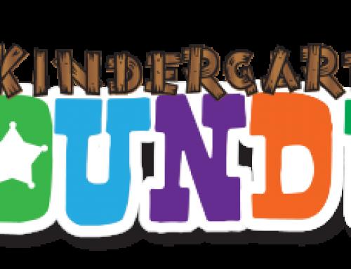 Kindergarten Round up April 29!